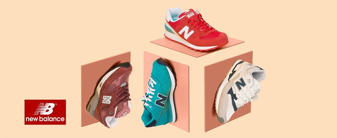 5a7907fa03 New Balance | Fashion Days