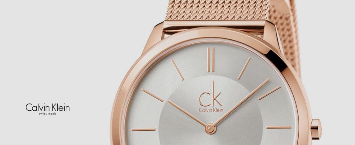 Calvin Klein – watches