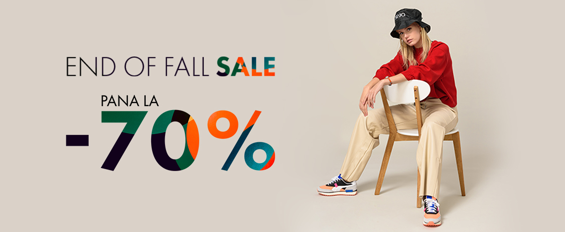 END OF FALL SALE