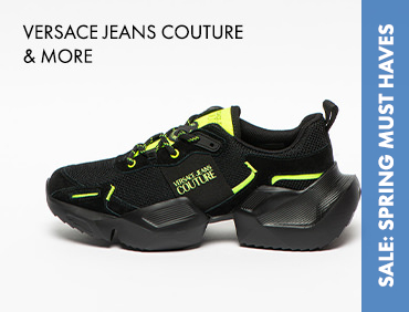 Versace Jeans Couture & more