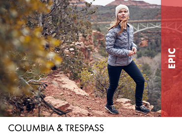 Columbia & Trespass