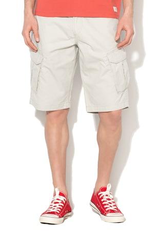 Къс панталон карго