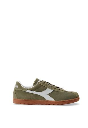 Tokyo nyersbőr sneakers cipő bőr anyagbetéttel ... 6c8a5d2b3a