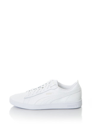 c42a34732d35dc Pantofi sport de piele cu logo Smash v2 ...