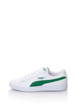 Unisex Smash v2 sneakers cipő bőr anyagbetétekkel ... 38eb6c9d94
