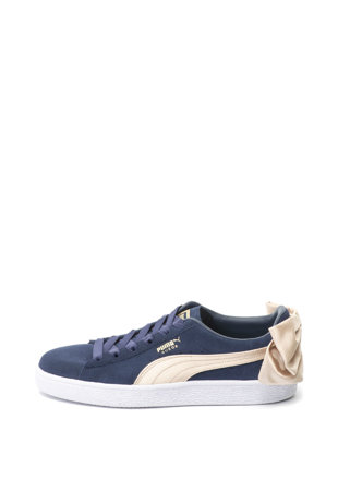 Bow Varsity nyersbőr sneakers cipő ... f346ad8766