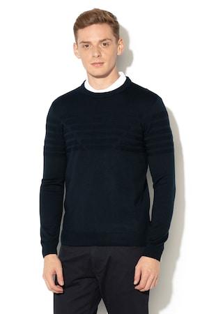 abcf527e19 Gyapjútartalmú finomkötött pulóver Gyapjútartalmú finomkötött pulóver