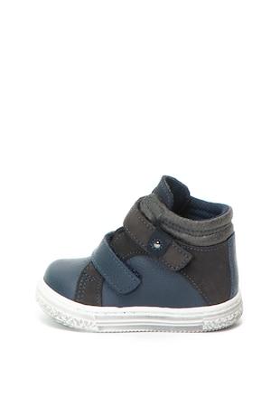 ff06a9423fcf Középmagas szárú bőr sneakers cipő ...