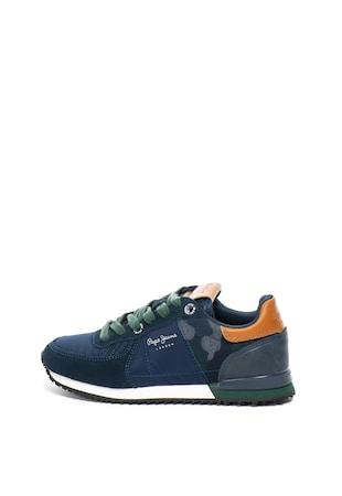 Sydney textil és nyersbőr sneakers cipő ... 7cdfd765cc