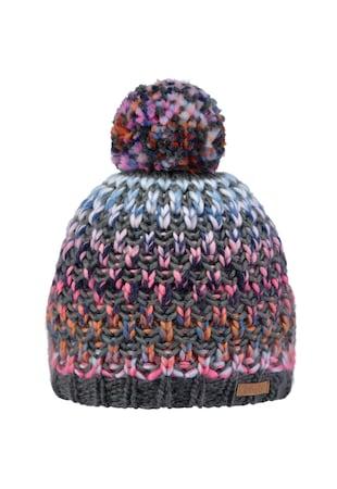 d69ec533a1c Плетена шапка Nicole с помпон ...
