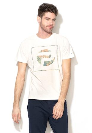 42ce942cab Ealing regular fit lenvászon tartalmú póló ...