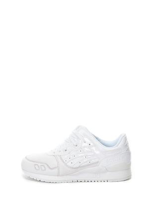 ... Gel-Lyte III bőr sneakers cipő nyersbőr részletekkel ... d152440ead