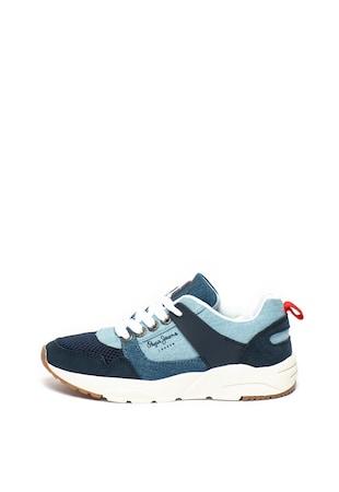 David nyersbőr és farmer sneaker ... 7990c77413
