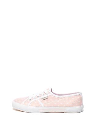 0a8aa4db77 Pepe Jeans LondonGable Sweet pöttyös sneaker csillámos hatással28.999  Ft18.499 Ft · Aberlady Cotty pöttyös és csillámos cipő ...