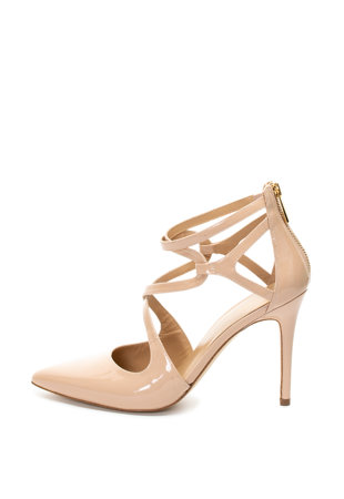 7b2299e39f Catia magas sarkú lakkbőr cipő ...