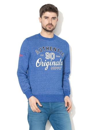 dba2c79d9e ... Logan szövegmintás pulóver Logan szövegmintás pulóver