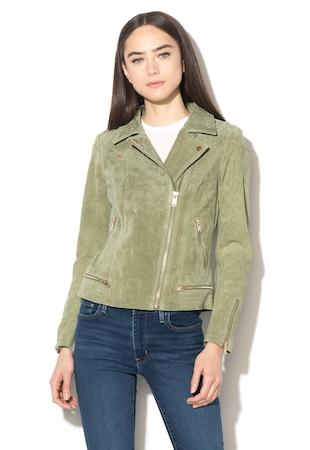 029168a79b Zöld Női Kabát