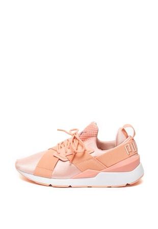 c21d63cee7 PumaVikky v2 szalagos nyersbőr sneaker logómintával21.799 Ft15.299 Ft ·  Muse bebújós szatén sneaker ...