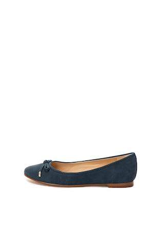 Grace Lily nubuk bőr balerina cipő dekoratív masnival ... dfe2389a82
