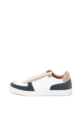 bf37089de2 Duran Retro bőr és nyersbőr sneakers cipő ...