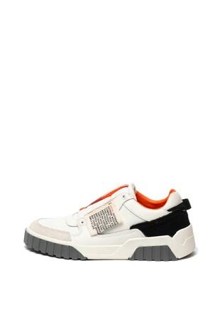 0c1171a746 Rua bebújós bőr sneaker ...
