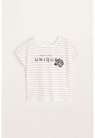 4991018320e Тениски Mango Момичета