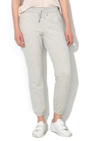 50850264835 Спортен панталон с ниско дъно и лого ...