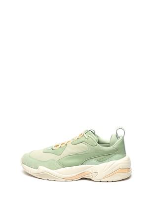 e633c358c2 Thunder Dessert nyersbőr és textil sneaker ...