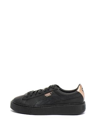 4609254b73 Basket Euphoria flatform bőr sneaker ...