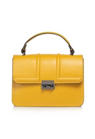 c797bafa03a Кожена чанта Moretti ...