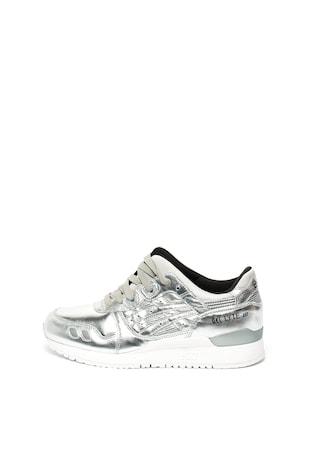 94d4d8edc4 Gel Lyte III bőr és nyersbőr sneaker fémes hatással ...