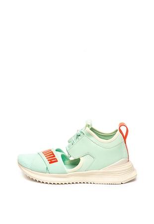 e47960a09e55 Fenty Avid bebújós sneaker kivágással és logóval ...