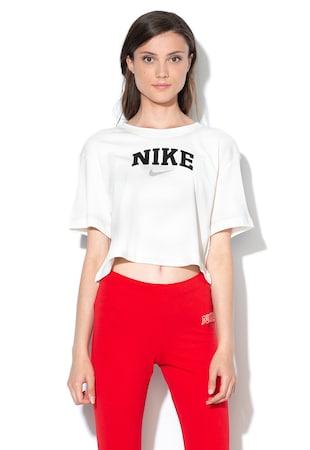 Tricou cu imprimeu logo Varsity