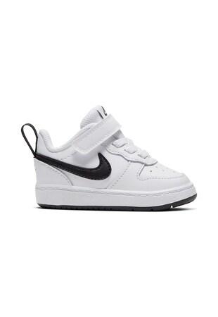 Спортни обувки Court Borough Low 2 с кожа BQ5453
