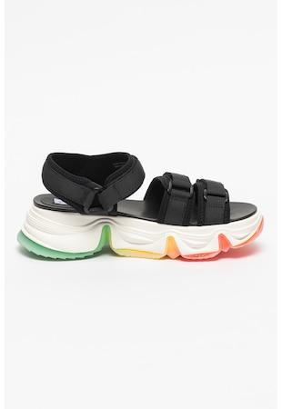 Sandale cu velcro Chakra