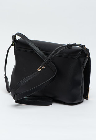 Чанта от еко кожа с лого