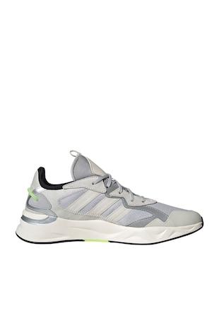Pantofi cu garnituri de piele intoarsa, pentru alergare Future Flow