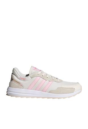 Pantofi sport cu insertii de piele intoarsa, pentru tenis Retrorun