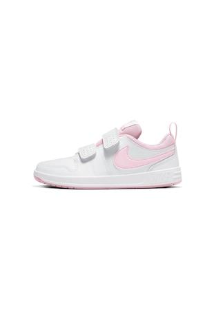 Pantofi sport de piele si piele ecologica cu velcro Piko 5