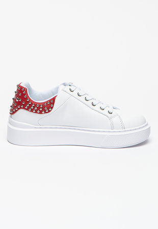 Bőr- és műbőr sneaker