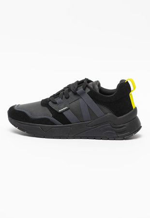 Спортни обувки S-Brentha от кожа и велур
