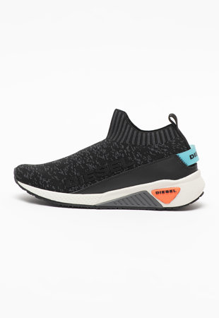 Pantofi sport slip-on cu logo in relief S-KB