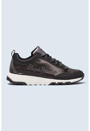 Спортни обувки с бляскаво лого