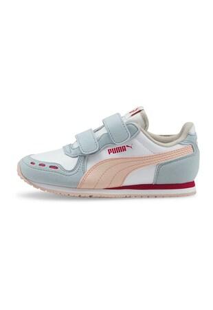 Pantofi sport cu garnituri din piele ecologica si piele intoarsa Cabana Racer