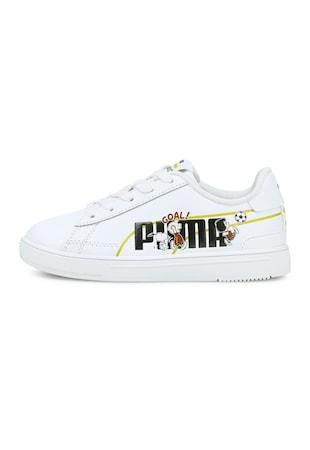 Pantofi sport din piele PEANUTS Serve Pro