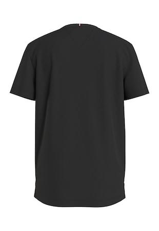 Tricou de bumbac organic cu logo
