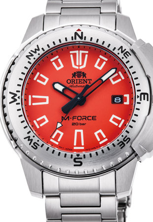 Автоматичен часовник от инокс