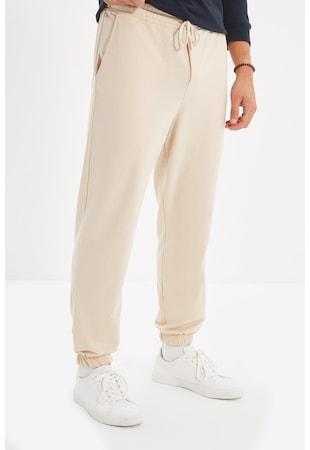 Pantaloni sport lejeri cu snur pentru ajustare
