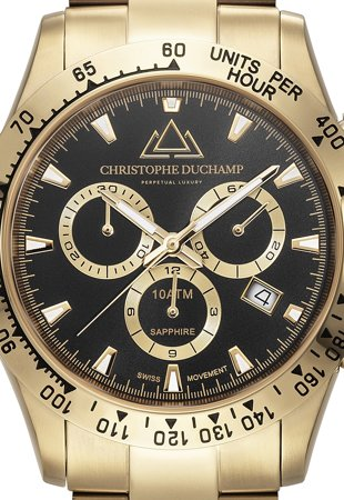 Часовник с хронограф