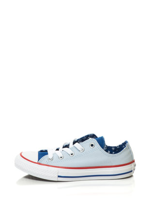 Chuck Taylor All Star Double Tongue Ox plimsolls cipő kontra. 4dd791f1a5